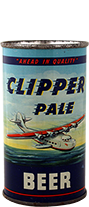 clipper pale beer