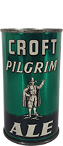 croft pilgrim ale can