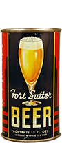 fort sutter beer