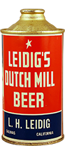 leidigs dutch mill beer