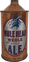 mule head ale quart