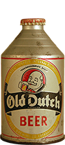 old dutch beer crowntainer