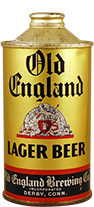 old england lager beer
