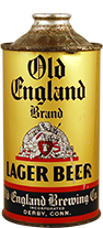 old england lager