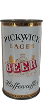 pickwick lager beer