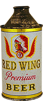 red wing premium beer