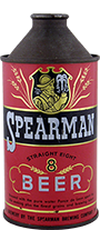 spearman straight 8 beer