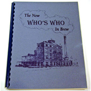 Who's Who In Brew Book