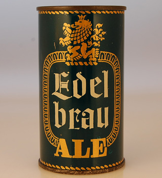 Edel Brau Ale Flat Top 1/1+ Example
