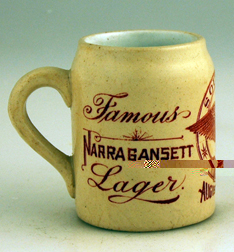 Narragansett Toothpick Holder