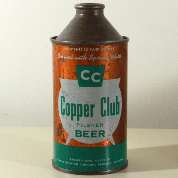 Copper Club Pilsner Beer 158-13 Beer