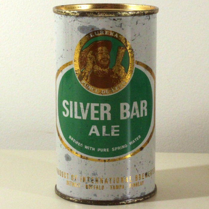Silver Bar Ale 133-38 Beer