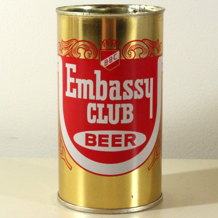 Embassy Club Beer 059-33 Beer