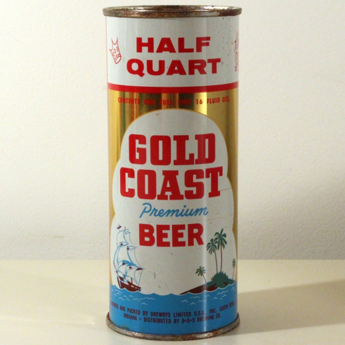 Gold Coast Premium Beer 229-29 Beer