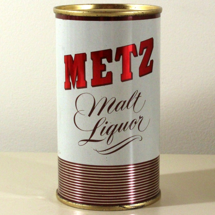 Metz Malt Liquor 099-22 Beer