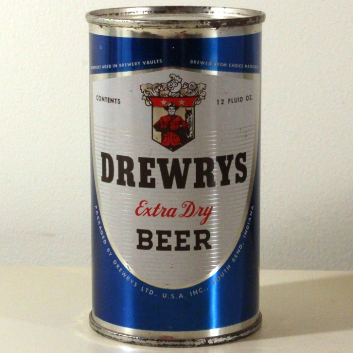 Drewrys Extra Dry Beer Sports 056-17 Beer