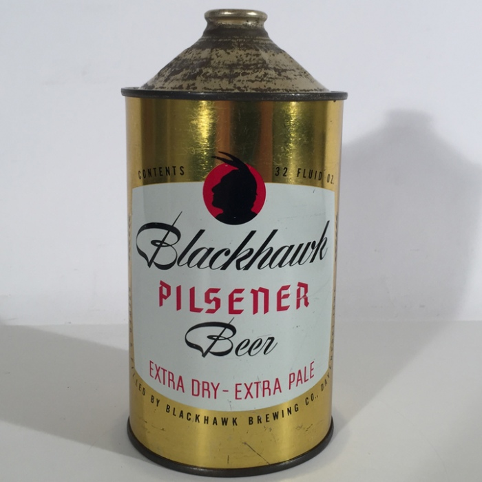 Blackhawk Pilsener 203-09 Beer