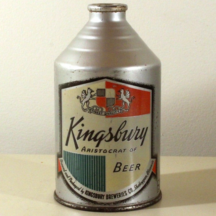 Kingsbury Beer 196-12 Beer