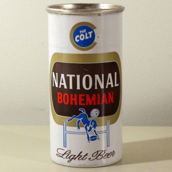 "National Bohemian Light Beer ""The Colt"" 242-03 Beer"