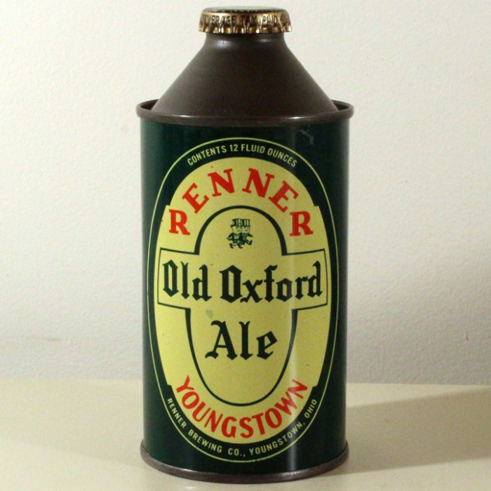 Renner Old Oxford L181-21 Beer