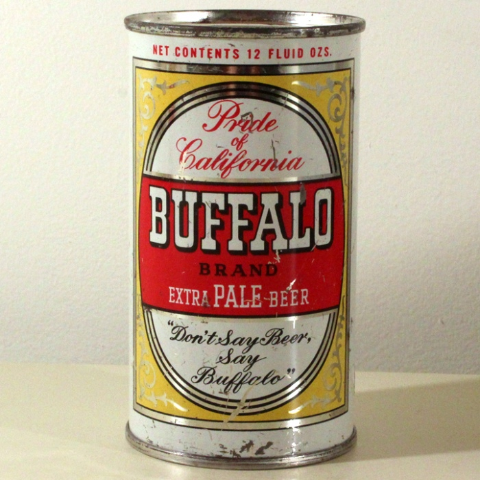 Buffalo Brand Extra Pale Beer 045-04 Beer