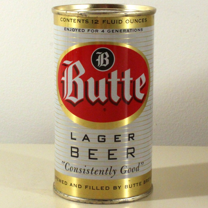 Butte Lager Beer 047-31 Beer