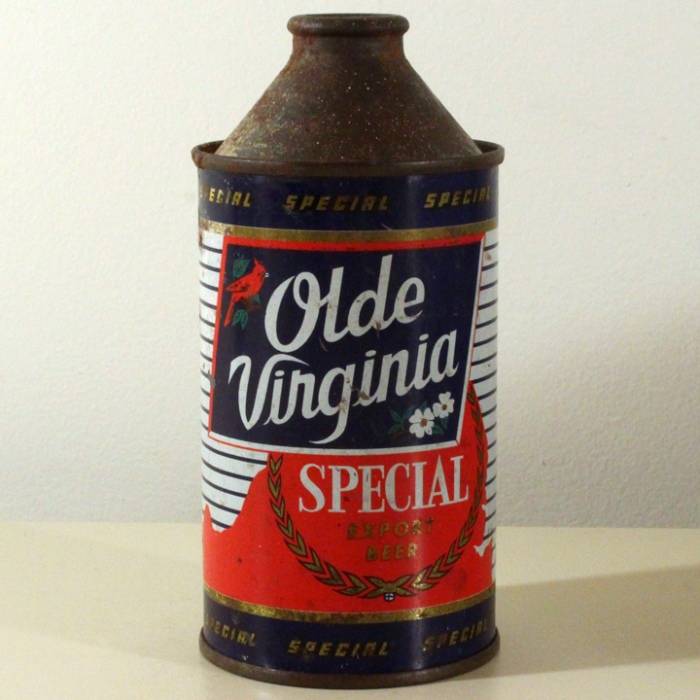 Olde Virginia Special Export Beer 178-14 Beer