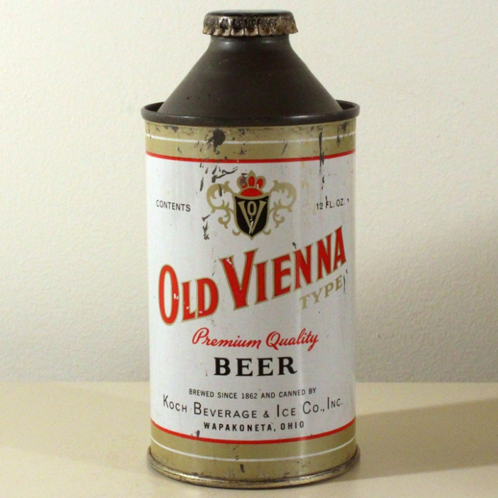 Old Vienna Type Premium Quality Beer 178-11 Beer