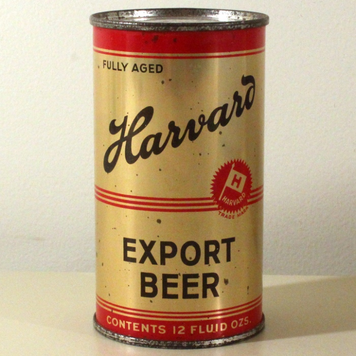 Harvard Export Beer 386 Beer