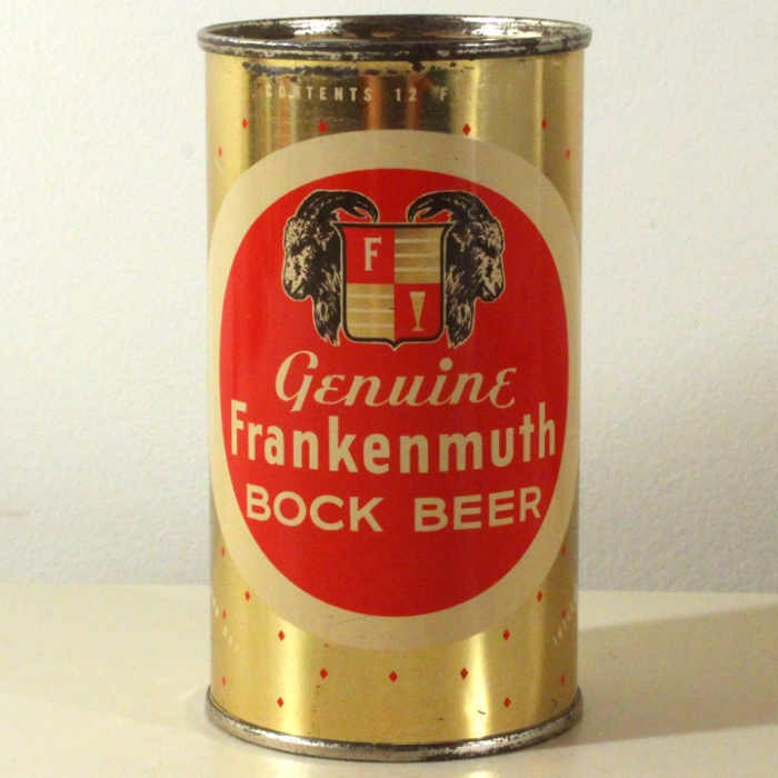 Frankenmuth Genuine Bock Beer 067-03 Beer