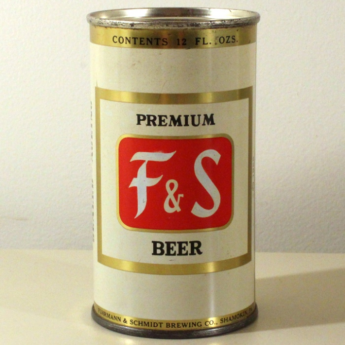 F&S Premium Beer BANK 67-15 Beer