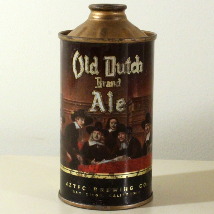 Old Dutch Brand Ale 175-32 Beer