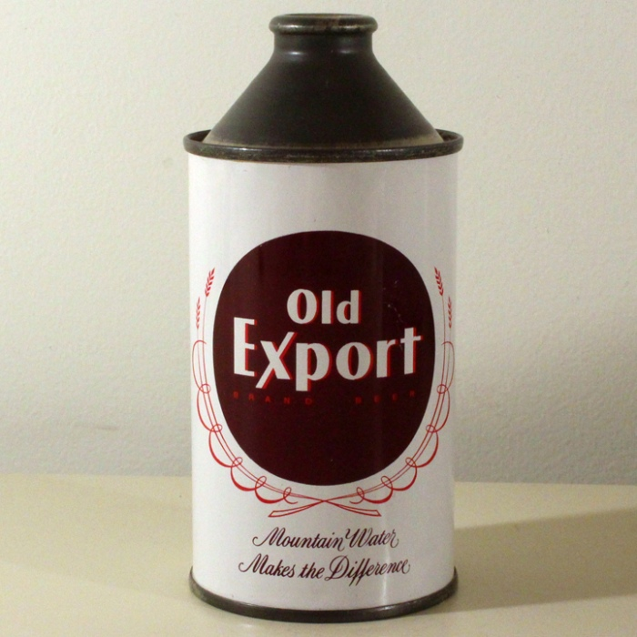 Old Export Brand Beer 176-13 Beer