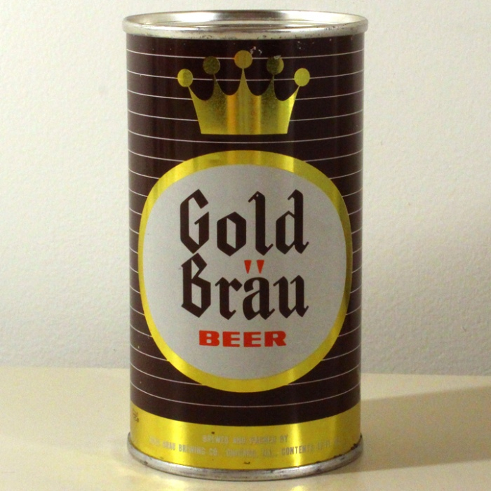 Gold Brau Beer (Bock Lid) 071-30 Beer