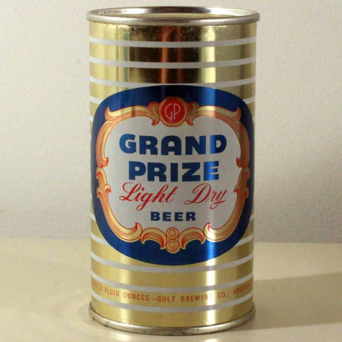 Grand Prize Light Dry Beer 074-15 Beer