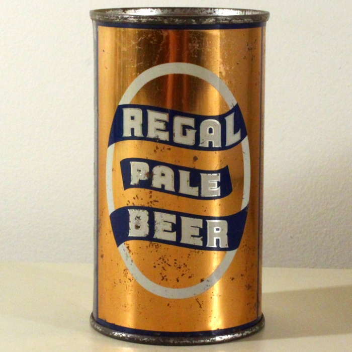 Regal Pale Beer 120-31 Beer