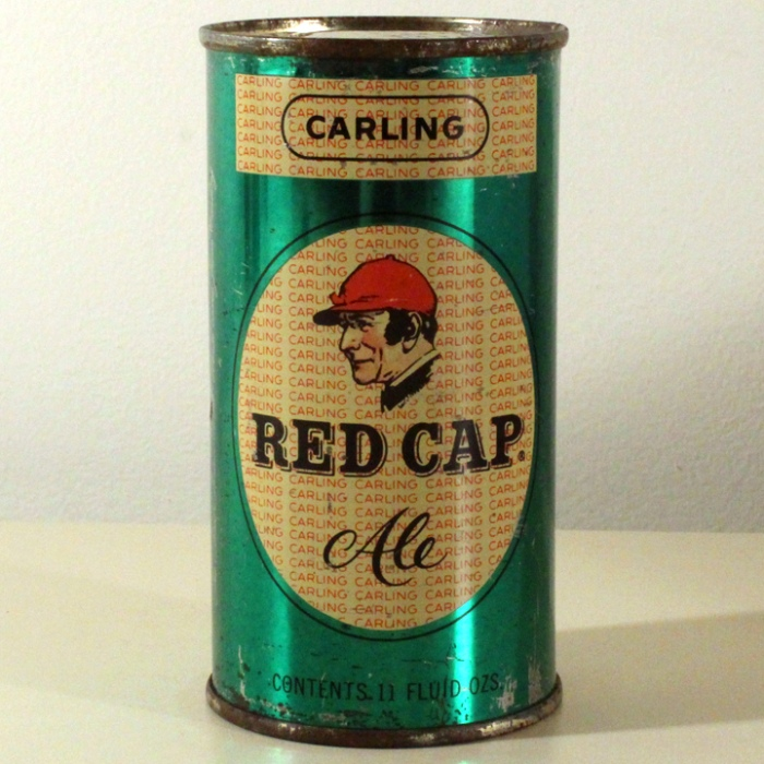 Carling Red Cap Ale (Tacoma) 119-19 Beer