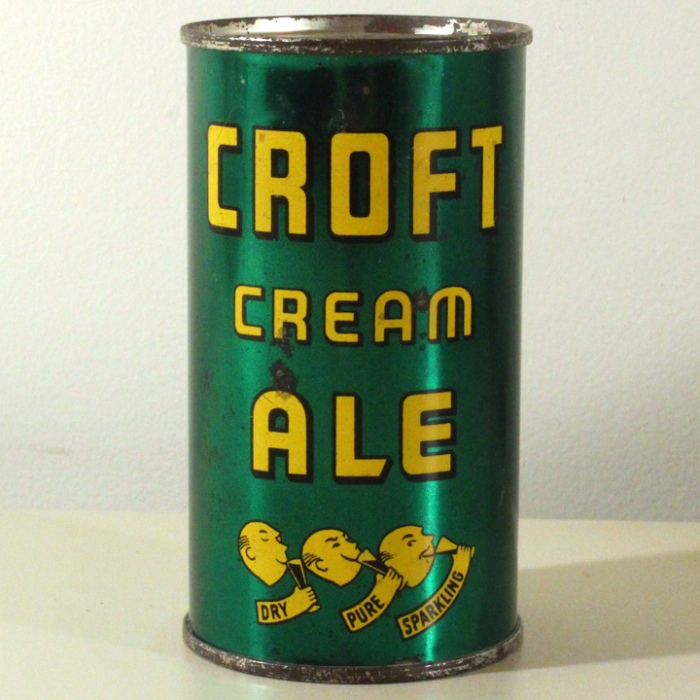 Croft Cream Ale 052-24 Beer