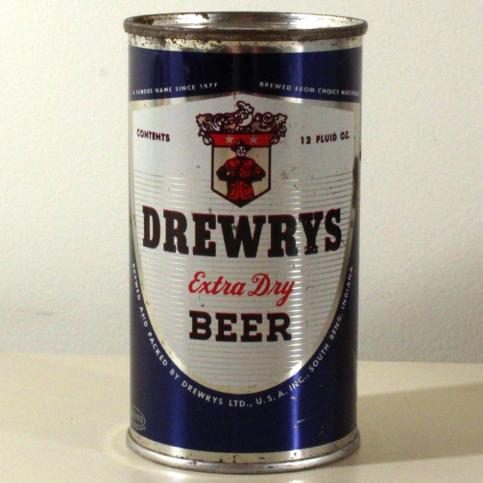 "Drewrys Extra Dry Beer ""Your Character"" 057-02 Beer"