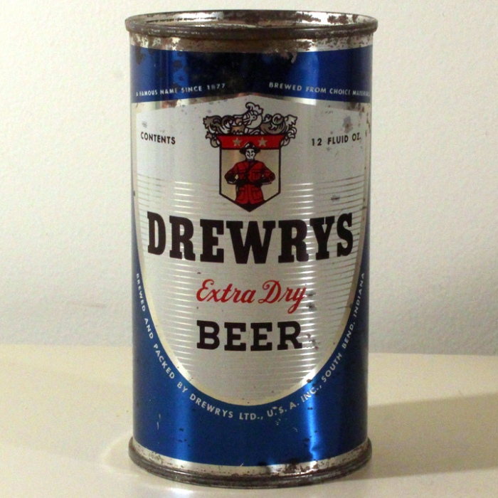 "Drewrys Extra Dry Beer ""Your Character"" 056-40 Beer"