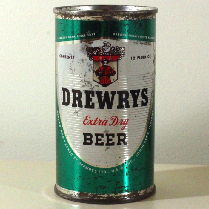"Drewrys Extra Dry Beer ""Your Character"" 056-35 Beer"