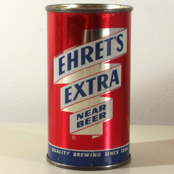 Ehret's Extra Dry Near Beer 059-13 Beer