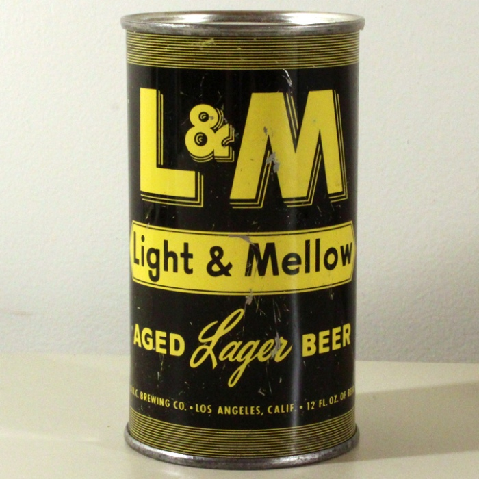 L&M Aged Lager Beer (A.B.C. Brewing) 092-04 Beer