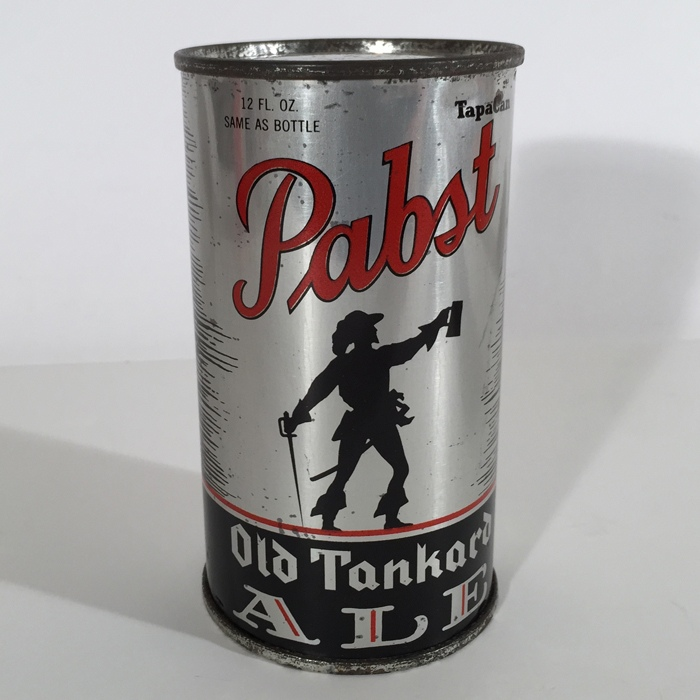 Pabst Metallic WWII Celebration 637 Beer