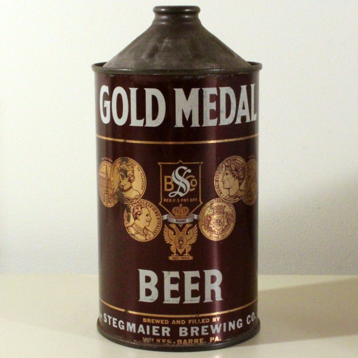 Gold Medal Beer 210-07 Beer