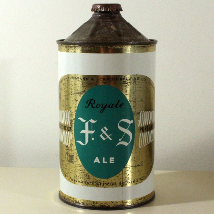 F&S Royale Ale 209-03 Beer