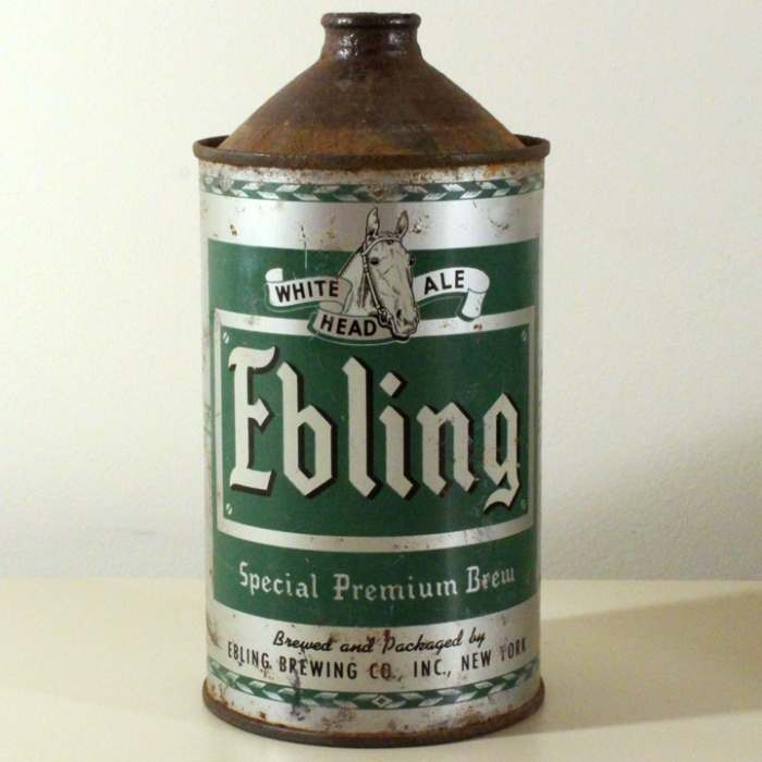 Ebling White Head Ale 207-03 Beer