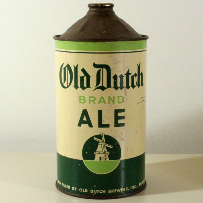 Old Dutch Brand Ale 215-17 Beer