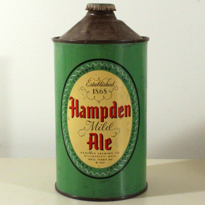 Hampden Mild Ale 211-14 Beer