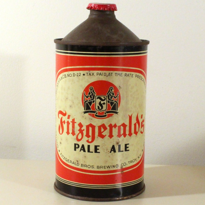 Fitzgerald's Pale Ale 209-12 Beer